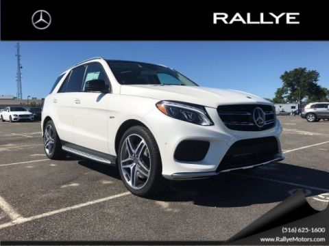 New 2018 Mercedes-Benz GLE 43 AMG® AWD 4MATIC®