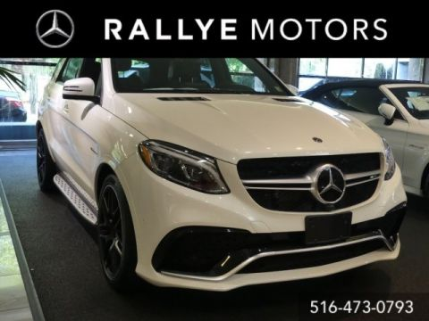 New 2018 Mercedes-Benz GLE 63 S AMG® AWD 4MATIC®