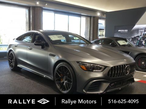 New 2019 Mercedes-Benz AMG® GT AMG®  GT 63 4MATIC®