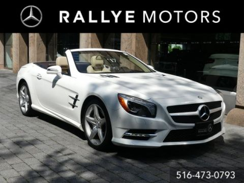 Pre-Owned 2016 Mercedes-Benz SL 400