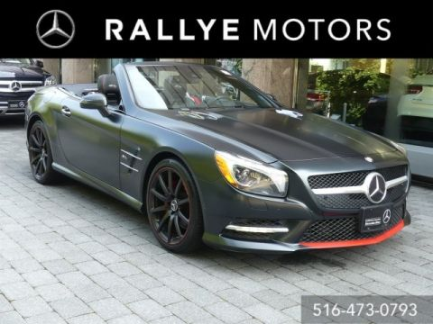 Certified Pre-Owned 2016 Mercedes-Benz SL 550