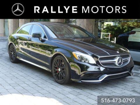 Certified Pre-Owned 2015 Mercedes-Benz CLS 63 S AMG® AWD 4MATIC®