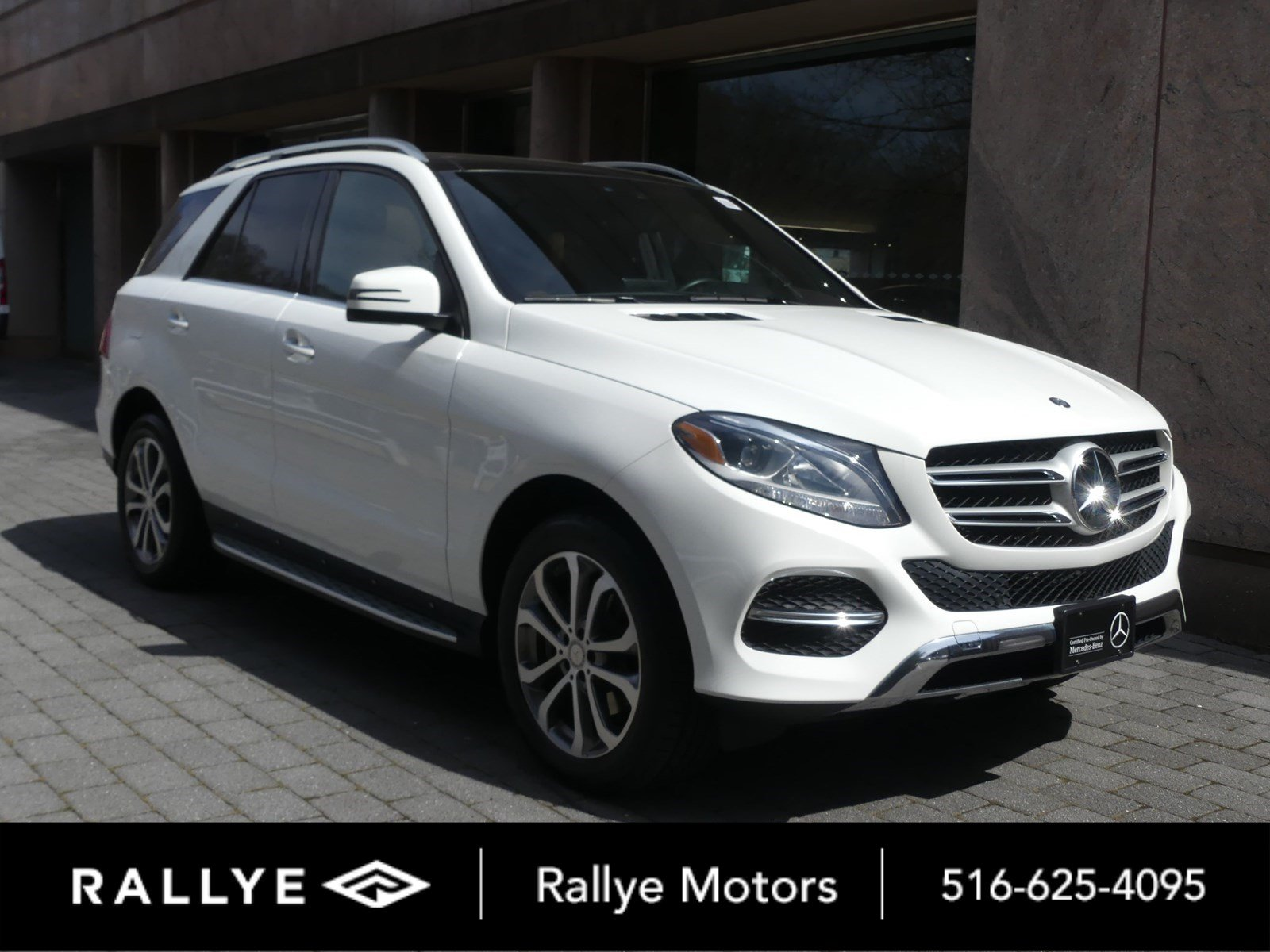 Pre Owned 2016 Mercedes Benz GLE GLE 350