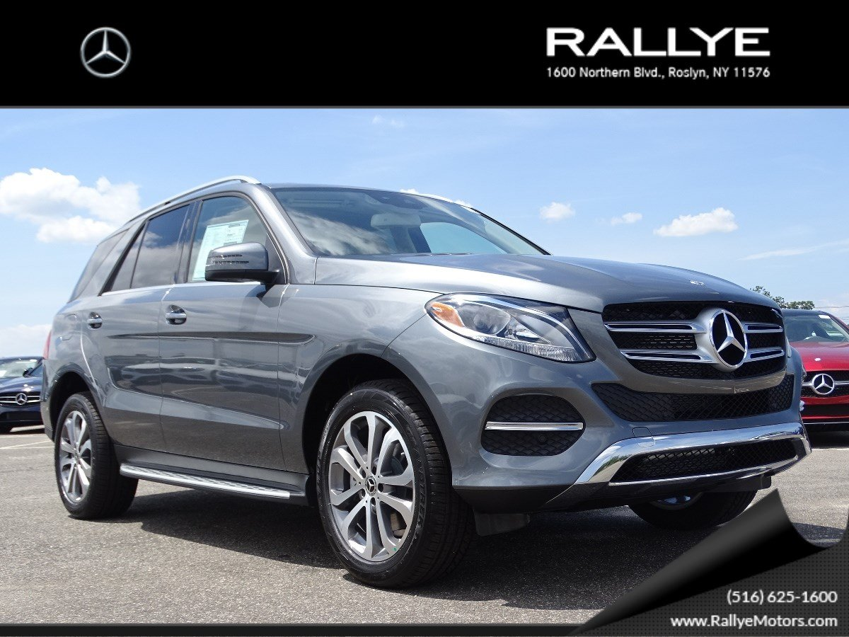 New 2017 Mercedes Benz Gle Gle 350 Sport Utility In Roslyn