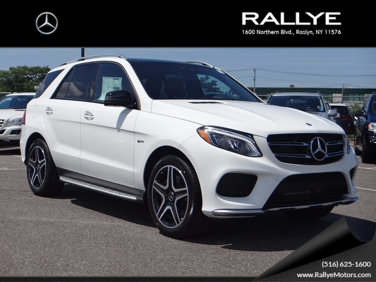 New 2017 mercedes benz gle gle 43 amg suv suv in roslyn for Mercedes benz amg suv