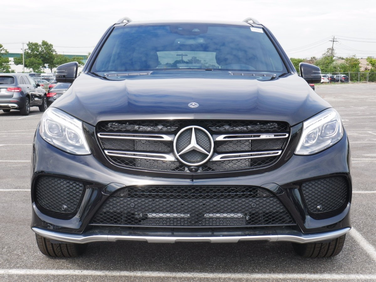 New 2018 mercedes benz gle gle 43 amg suv suv in roslyn for Mercedes benz college graduate program