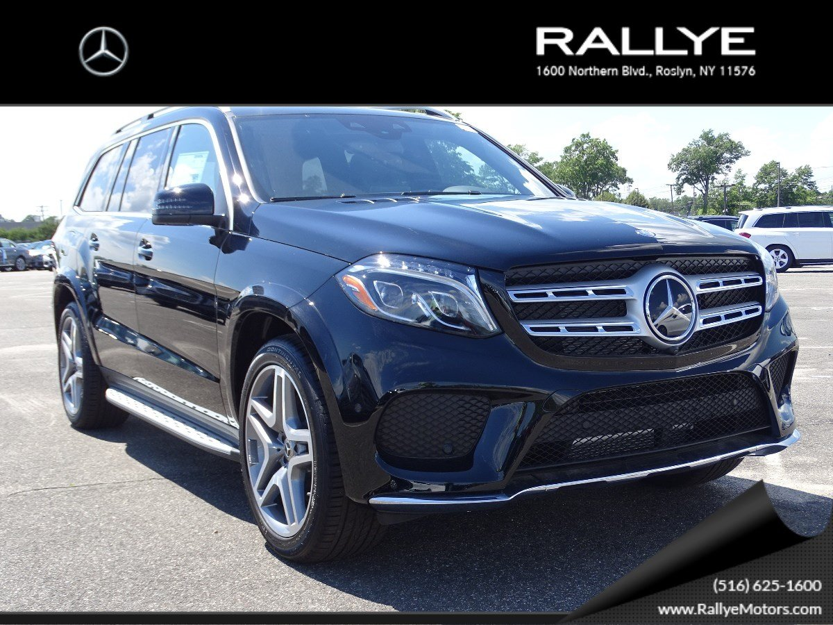 New 2017 mercedes benz gls gls 550 suv in roslyn 17 66410 for Mercedes benz college graduate program