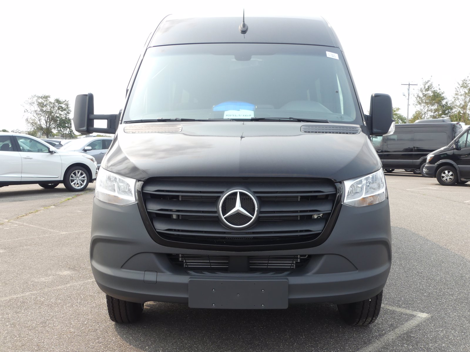 Pre-Owned 2019 Mercedes-Benz Sprinter Extended Cargo Van