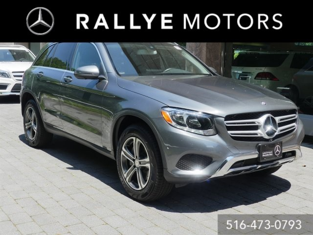 Certified Pre-Owned 2016 Mercedes-Benz GLC GLC 300 SUV in Roslyn ...