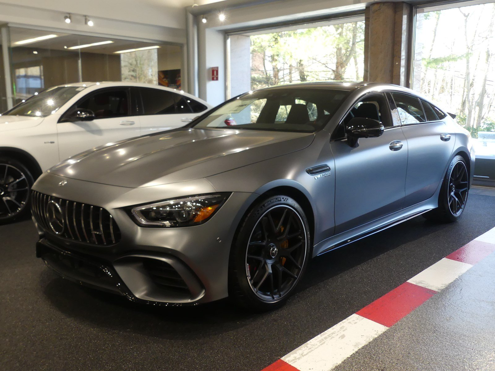 New 2019 Mercedes Benz GT AMG GT 63 4MATIC