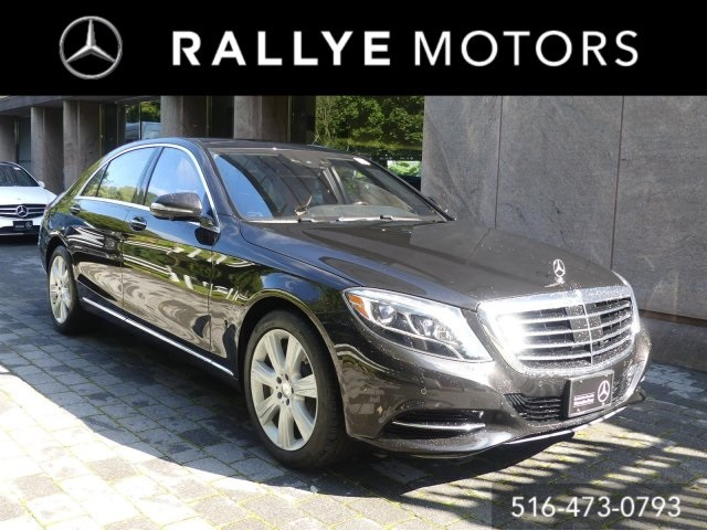 Certified Pre Owned 2014 Mercedes Benz S Class S 550