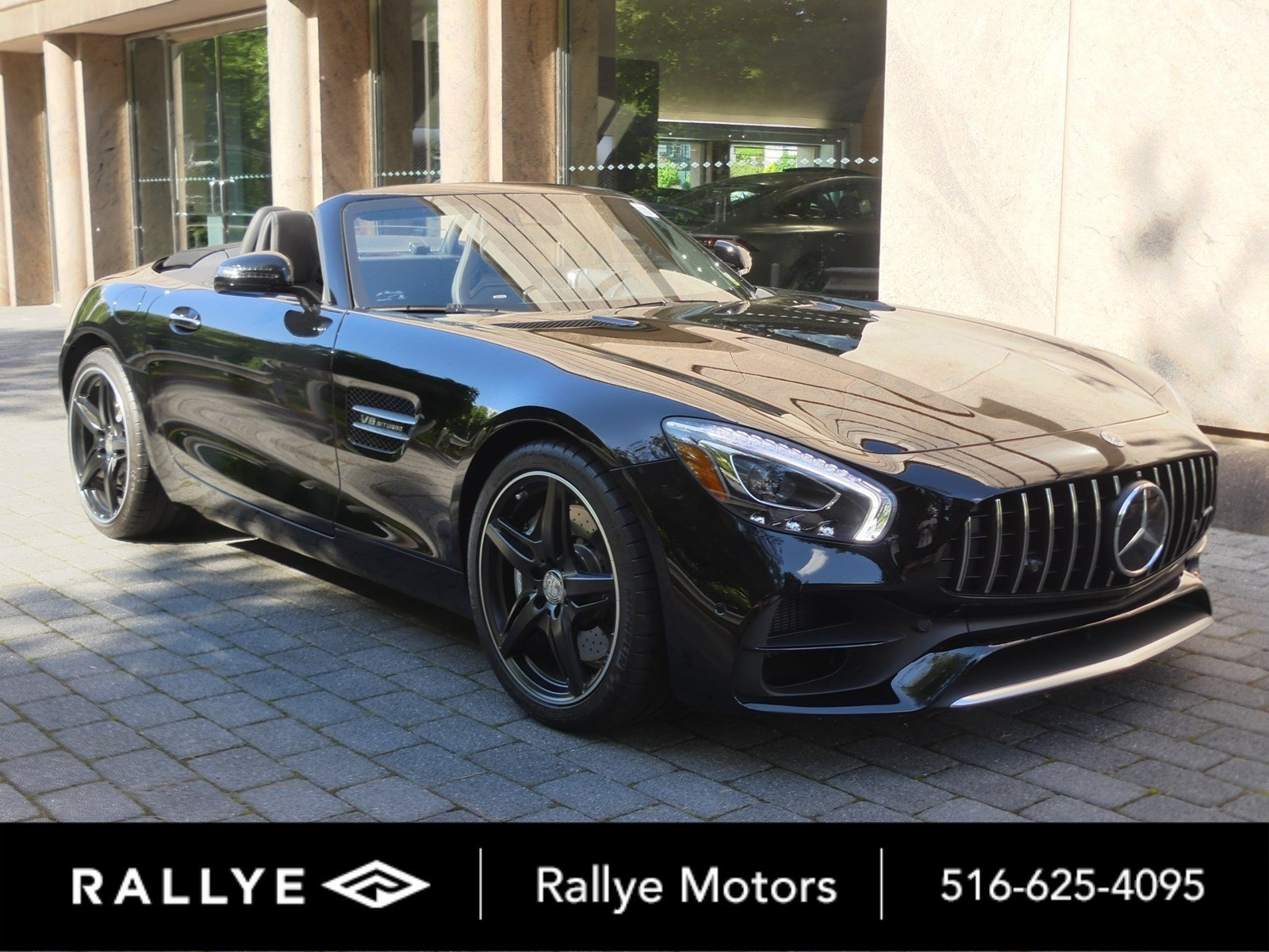 Certified Pre Owned 2018 Mercedes Benz GT AMG GT Roadster