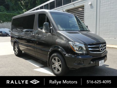 Certified Pre-Owned 2017 Mercedes-Benz Sprinter 2500 Cargo Van