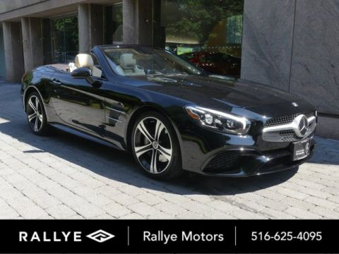 Certified Pre-Owned 2019 Mercedes-Benz SL SL 450